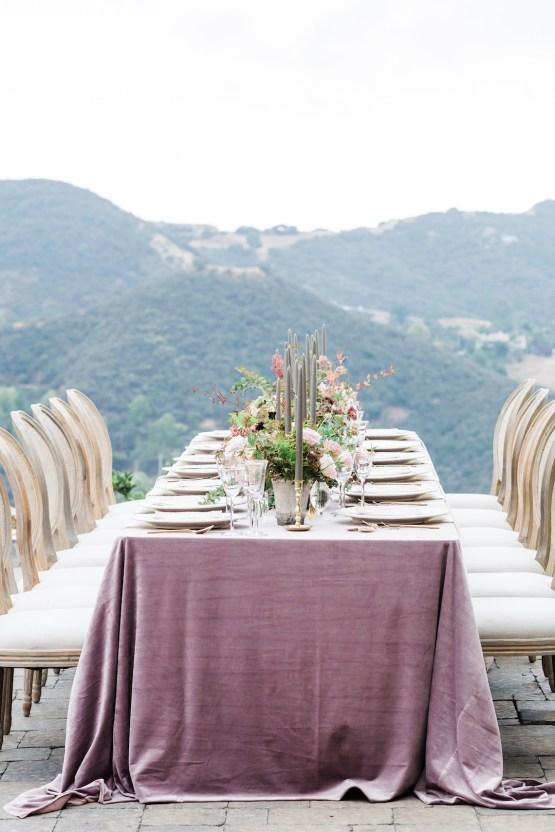 Malibu Wedding Inspiration With A Ruffled Pink Dress | Pura Vida Photography 13