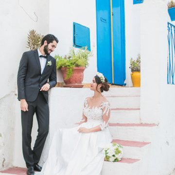 Mediterranean Meets Africa; Colorful Tunisian Wedding Inspiration | Ness Photography 28