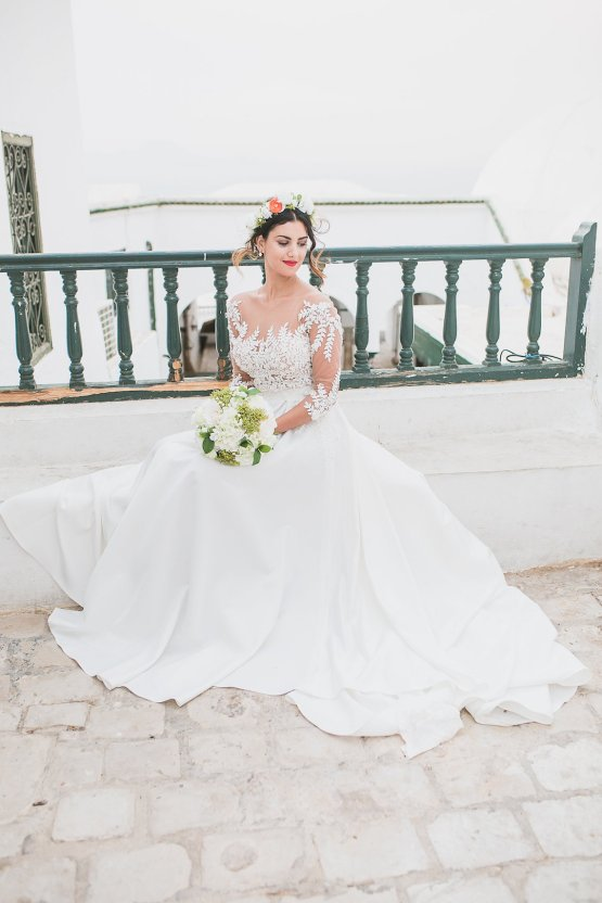 Mediterranean Meets Africa; Colorful Tunisian Wedding Inspiration | Ness Photography 33