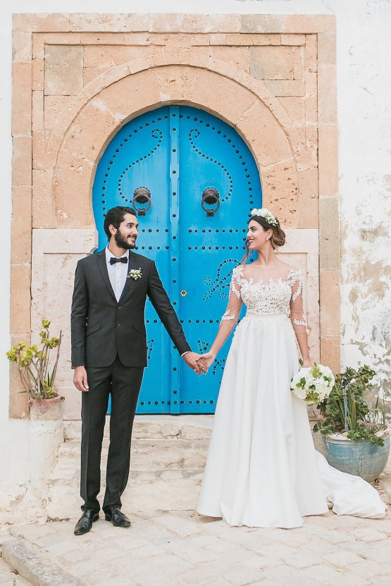 Mediterranean Meets Africa; Colorful Tunisian Wedding Inspiration | Ness Photography 43