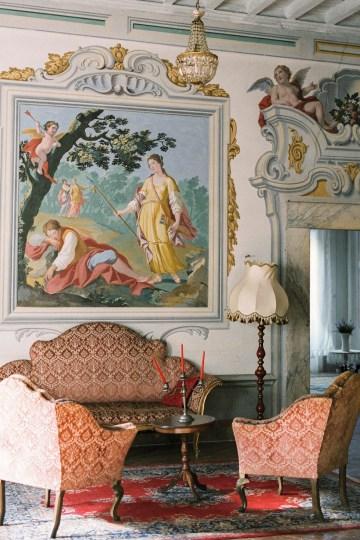 Russian Ark; Italian Palace Wedding Inspiration | Olga Makarova 17