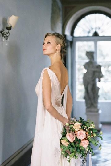 Russian Ark; Italian Palace Wedding Inspiration | Olga Makarova 35