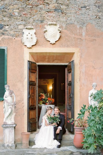 Russian Ark; Italian Palace Wedding Inspiration | Olga Makarova 40