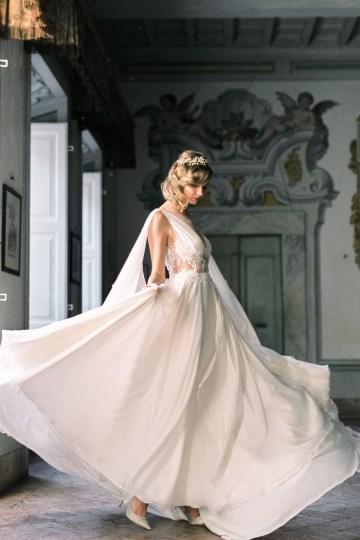 Russian Ark; Italian Palace Wedding Inspiration | Olga Makarova 5