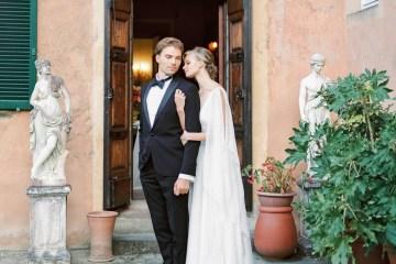 Russian Ark; Italian Palace Wedding Inspiration | Olga Makarova 50