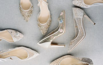 8 Tips For Flawless Wedding Shoe Shopping