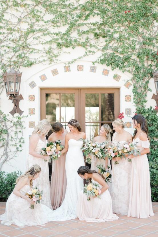Upscale, Modern Ranch Wedding | Anya Kernes Photography 12