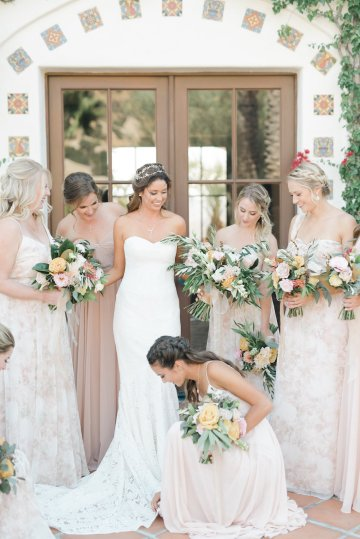 Upscale, Modern Ranch Wedding   Anya Kernes Photography 13