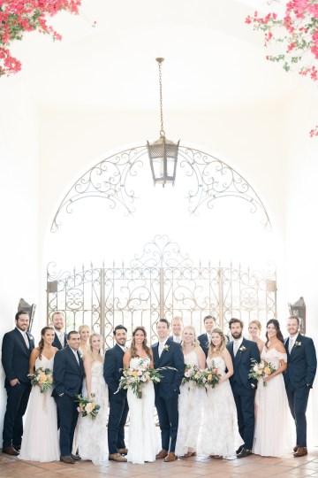 Upscale, Modern Ranch Wedding   Anya Kernes Photography 15