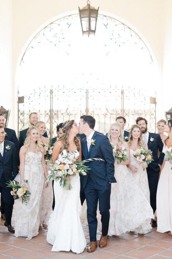 Upscale, Modern Ranch Wedding | Anya Kernes Photography 16