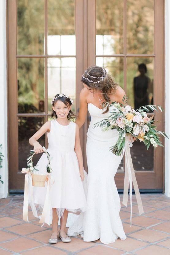 Upscale, Modern Ranch Wedding | Anya Kernes Photography 17