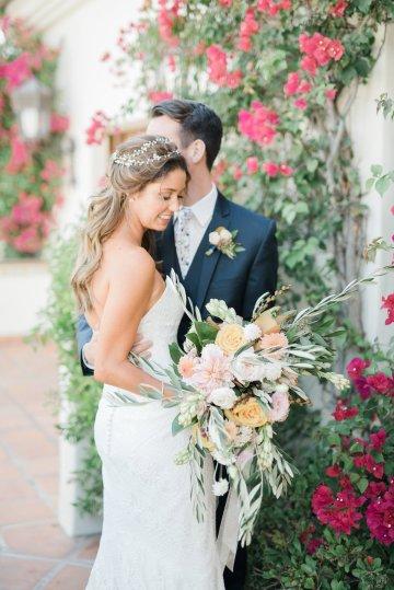 Upscale, Modern Ranch Wedding   Anya Kernes Photography 18