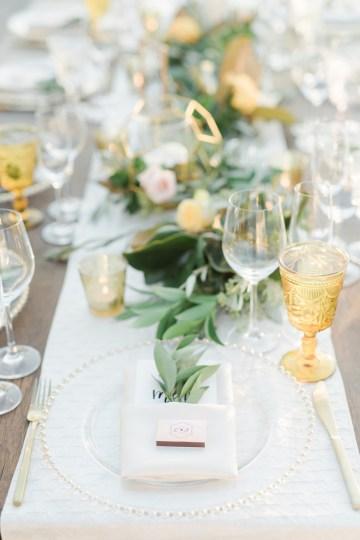 Upscale, Modern Ranch Wedding   Anya Kernes Photography 40