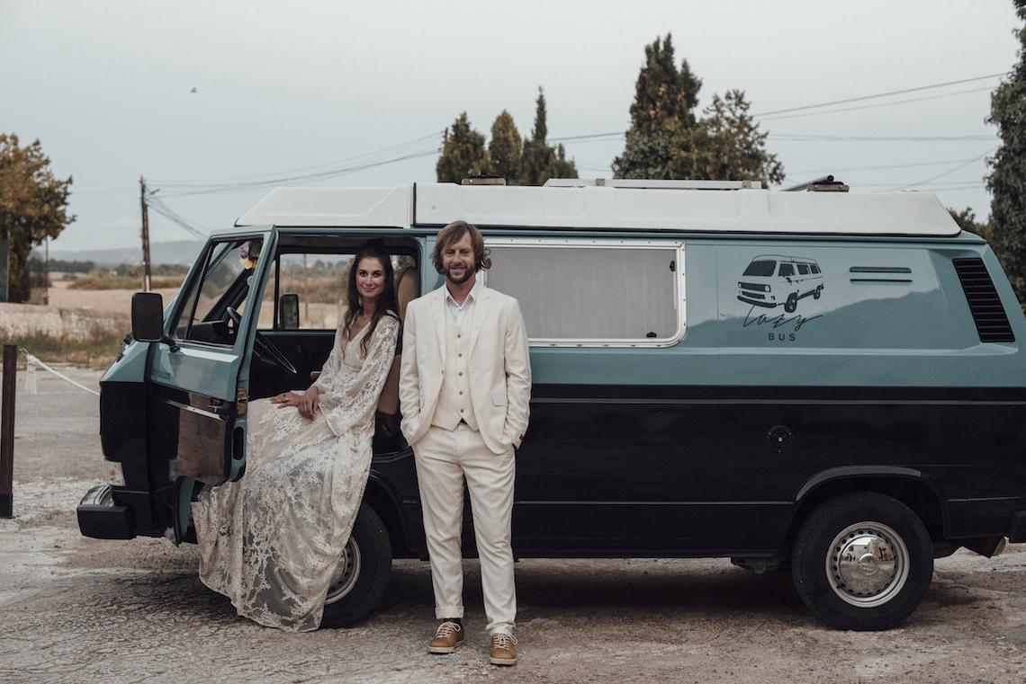 Wild, Spanish Wedding Inspiration For Bohemian Brides   IDO Events   Kevin Klein 11