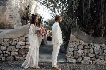 Wild, Spanish Wedding Inspiration For Bohemian Brides | IDO Events | Kevin Klein 2