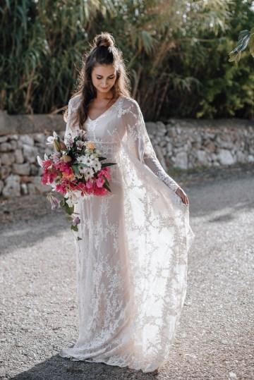 Wild, Spanish Wedding Inspiration For Bohemian Brides | IDO Events | Kevin Klein 21