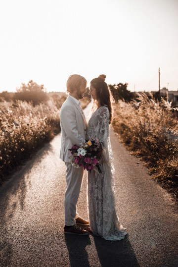 Wild, Spanish Wedding Inspiration For Bohemian Brides | IDO Events | Kevin Klein 28