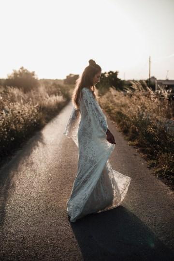 Wild, Spanish Wedding Inspiration For Bohemian Brides | IDO Events | Kevin Klein 30