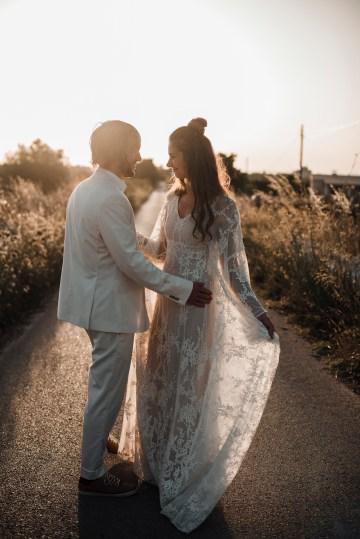 Wild, Spanish Wedding Inspiration For Bohemian Brides | IDO Events | Kevin Klein 32