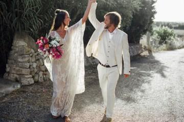 Wild, Spanish Wedding Inspiration For Bohemian Brides | IDO Events | Kevin Klein 4