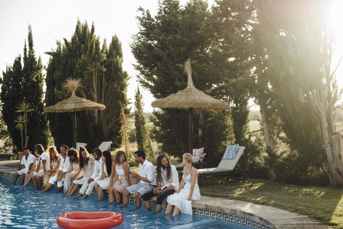 Wild, Spanish Wedding Inspiration For Bohemian Brides   IDO Events   Kevin Klein 6