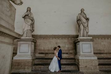 Wildy Romantic & Outrageously Fun Florence Elopement | Kelly Redinger Photography 15