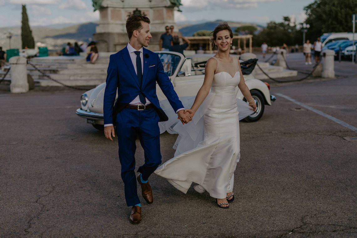 Wildy Romantic & Outrageously Fun Florence Elopement | Kelly Redinger Photography 32