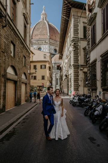 Florence Italy Destination Wedding Photographer Duomo