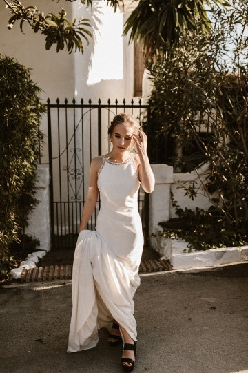 Bougainvillea Wedding Inspiration With Modern Silk Gowns   IDO Events   Kevin Klein 22