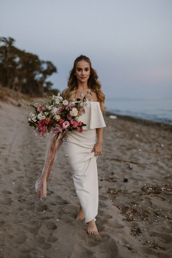 Bougainvillea Wedding Inspiration With Modern Silk Gowns | IDO Events | Kevin Klein 29