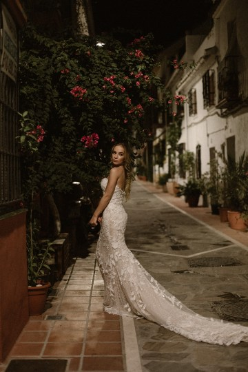 Bougainvillea Wedding Inspiration With Modern Silk Gowns   IDO Events   Kevin Klein 32