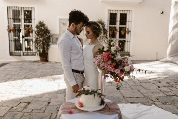 Bougainvillea Wedding Inspiration With Modern Silk Gowns   IDO Events   Kevin Klein 40