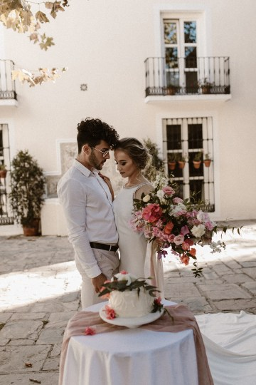 Bougainvillea Wedding Inspiration With Modern Silk Gowns   IDO Events   Kevin Klein 6