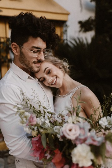 Bougainvillea Wedding Inspiration With Modern Silk Gowns   IDO Events   Kevin Klein 9