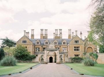 Citrus & Peach Chateau Wedding Inspiration | Lucy Davenport 31