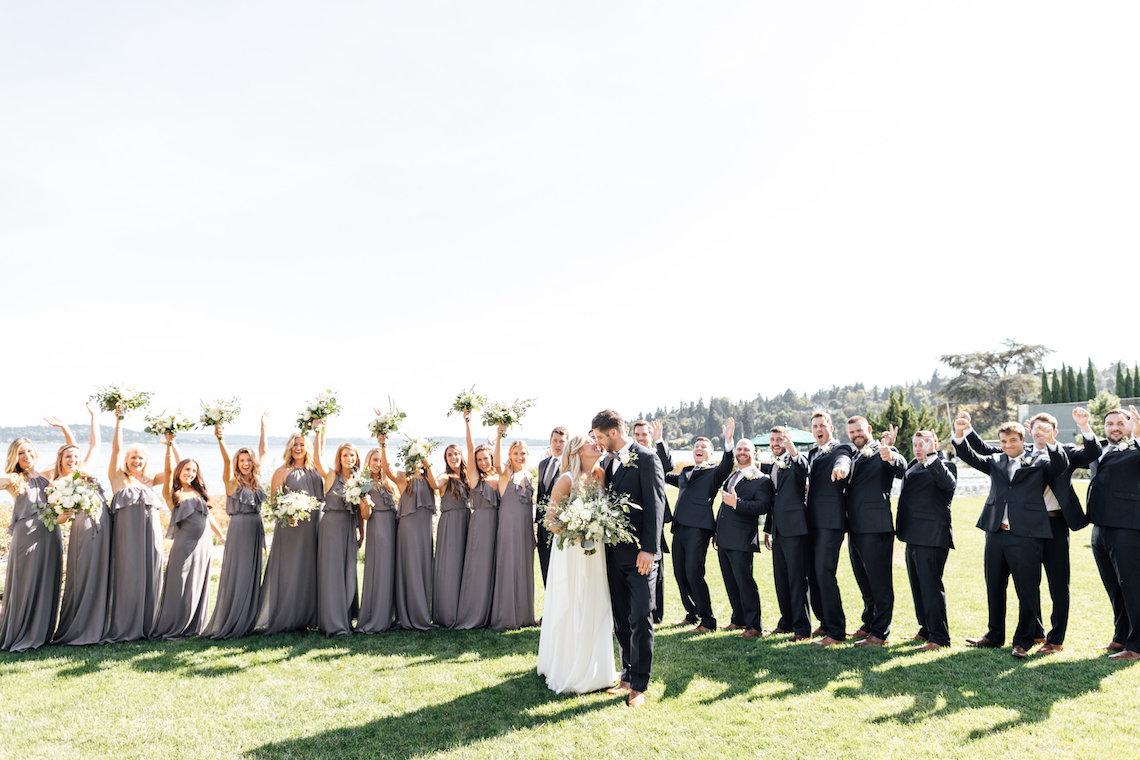 Classic Seattle Waterfront Wedding | JTobiason Photography 38