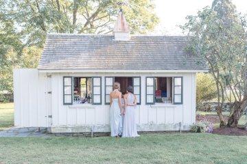 Elegant New England Farm Wedding | Kir Tuben 5