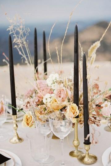 Fashion-forward Black & White Wedding Ideas From Malibu | Babsy Ly 10