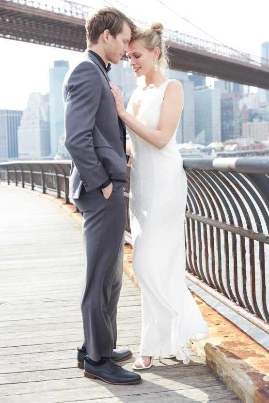 How To Style Your Intimate Wedding – The Elopement Fashion Guide | David's Bridal Little White Dresses 32