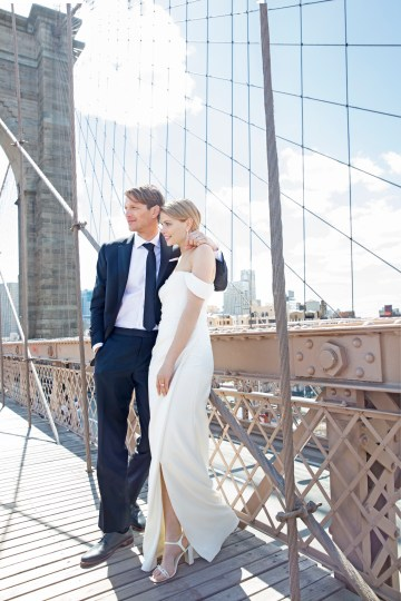How To Style Your Intimate Wedding – The Elopement Fashion Guide | David's Bridal Little White Dresses 6