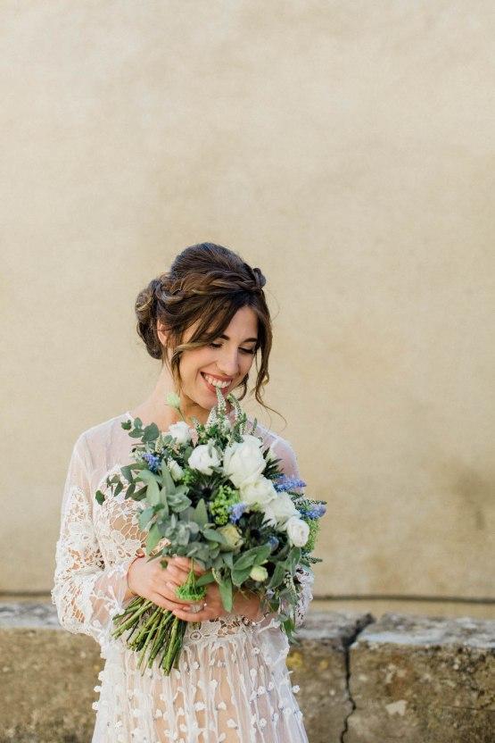 Italian Alleyway Elopement Inspiration | Danielle Smith Photography 12