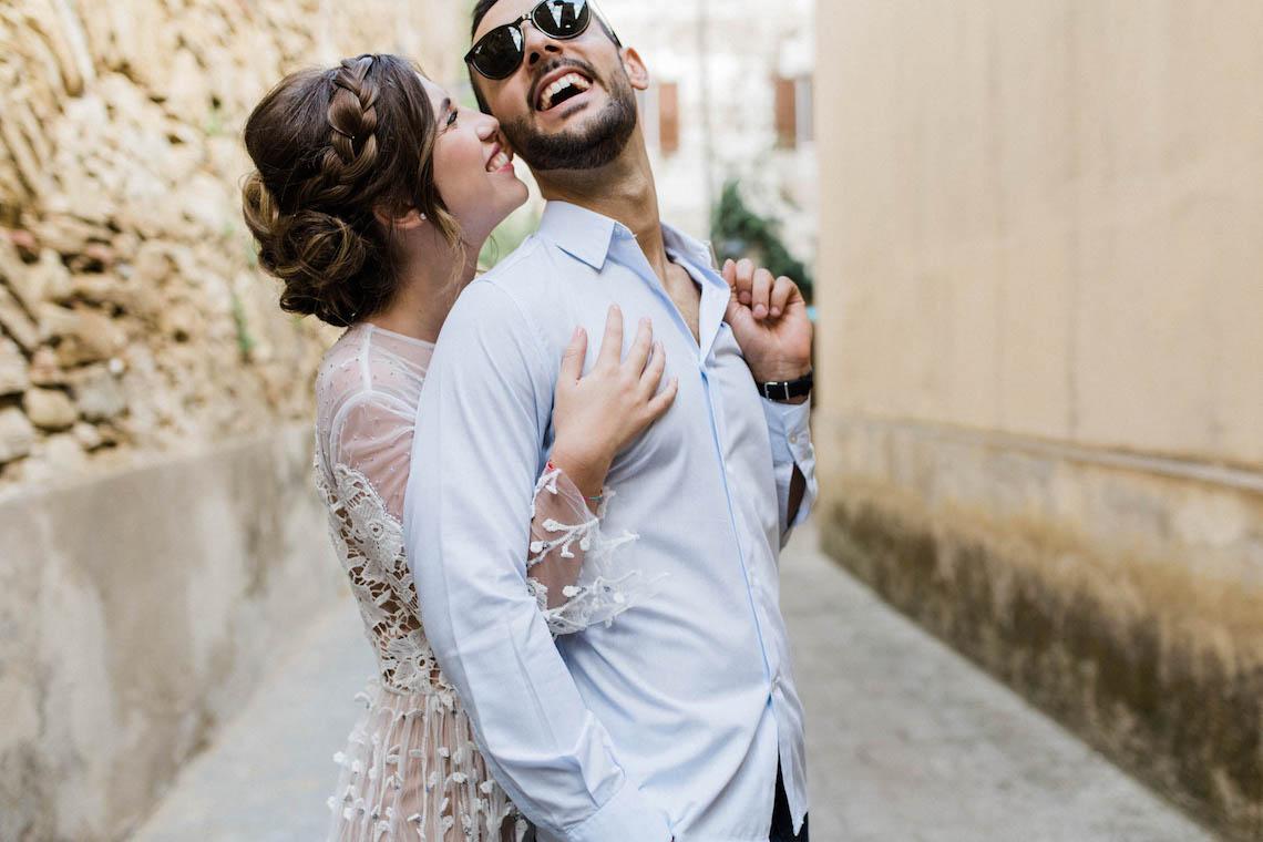 Italian Alleyway Elopement Inspiration | Danielle Smith Photography 26