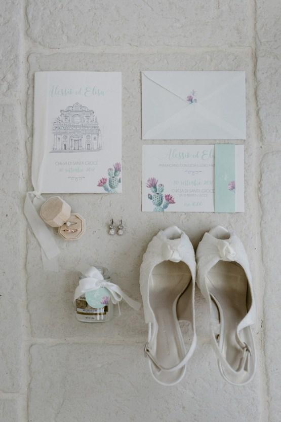 Luxurious Italian Cathedral Wedding On The Seaside | Serena Cevenini 20