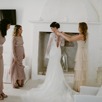 Luxurious Italian Cathedral Wedding On The Seaside | Serena Cevenini 3