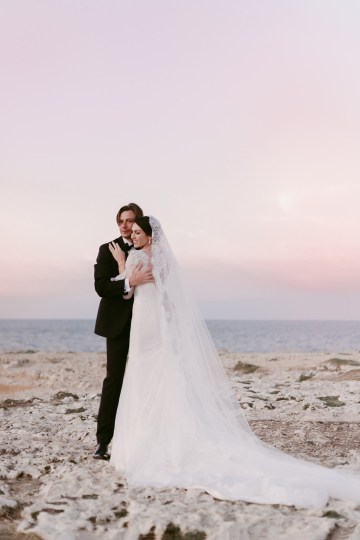 Luxurious Italian Cathedral Wedding On The Seaside | Serena Cevenini 41