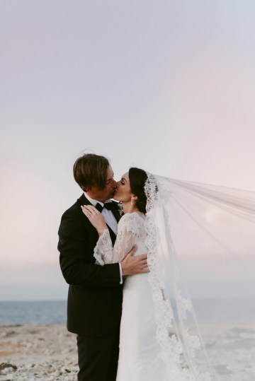 Luxurious Italian Cathedral Wedding On The Seaside | Serena Cevenini 42