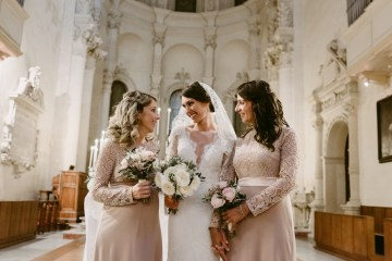 Luxurious Italian Cathedral Wedding On The Seaside | Serena Cevenini 7