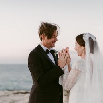 Luxurious Italian Cathedral Wedding On The Seaside | Serena Cevenini 9