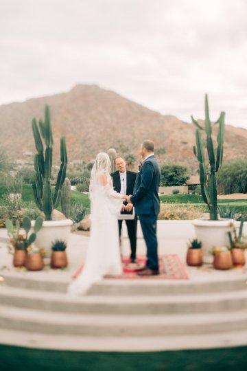 Midcentury Modern Desert Wedding Made Of Boho Dreams | Vienna Glenn 13