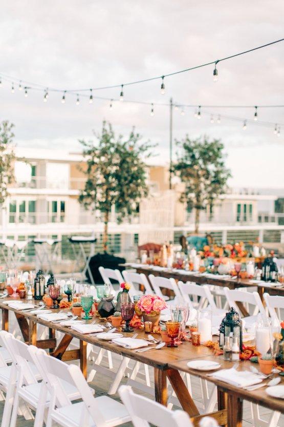 Midcentury Modern Desert Wedding Made Of Boho Dreams | Vienna Glenn 19